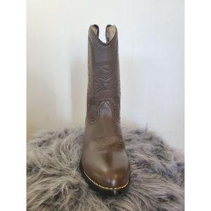 Durango kids cowboys boot size 1D
